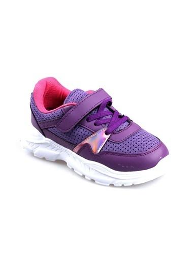 Cool 20-S11 Mor Kız Çocuk Günlük Spor Ayakkabı Mor